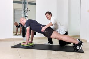 Physiotherapie Sonja Thevs Sportphysiotherapie