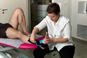 Physiotherapie Sonja Thevs Kinesiotape