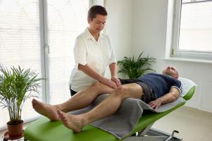 Physiotherapie Sonja Thevs Manuelle Lymphdrainage